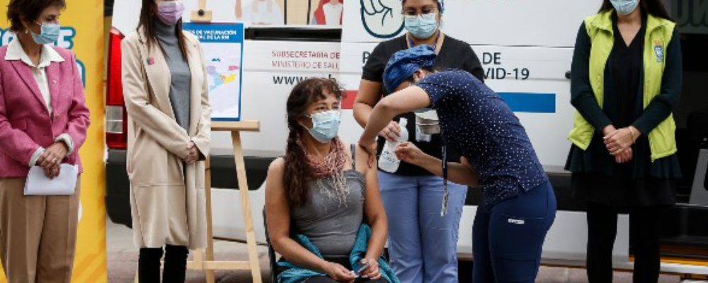 Destaca campaña chilena de inmunización